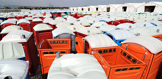 Champion Portable Toilets in Delhi,  Canada